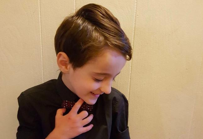 Barbeiro canadense dá atendimento especial para crianças autistas, mostrando o real significado da palavra empatia 2