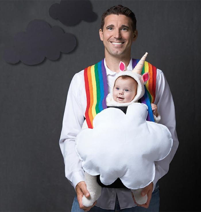 20 fantasias geniais para você celebrar o Halloween com seus filhos 19