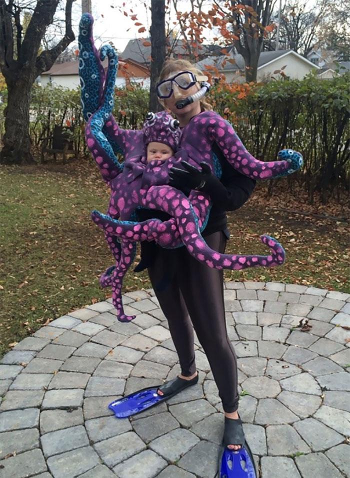 20 fantasias geniais para você celebrar o Halloween com seus filhos 9