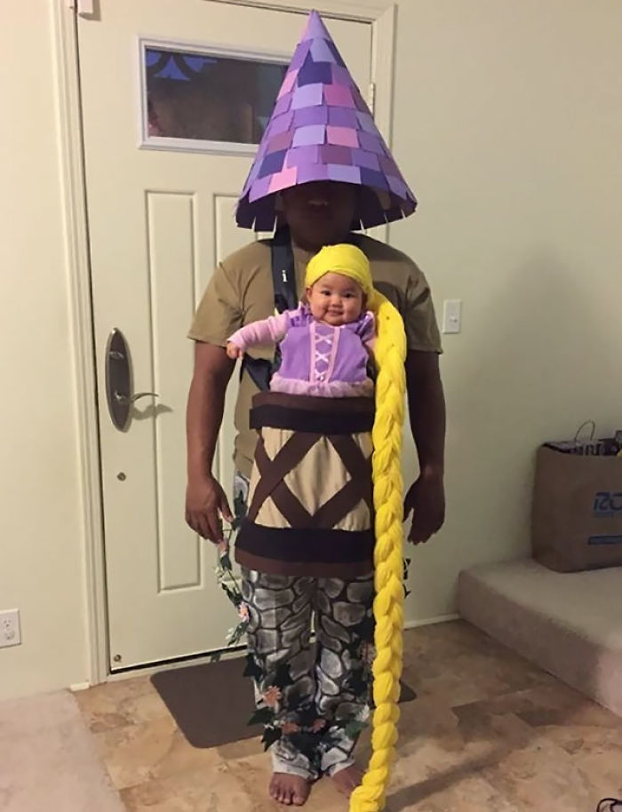 20 fantasias geniais para você celebrar o Halloween com seus filhos 4