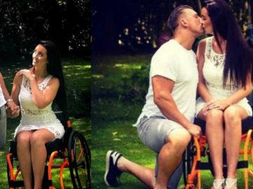 paraplégica