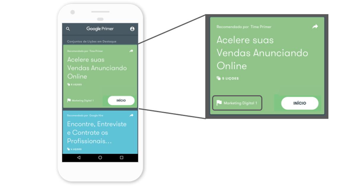 Aplicativo apresenta conceitos de marketing e negócios de forma clara e objetiva 6