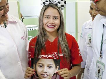 Em Fortaleza, Operação Sorriso realiza cirurgias gratuitas de enxerto ósseo 2
