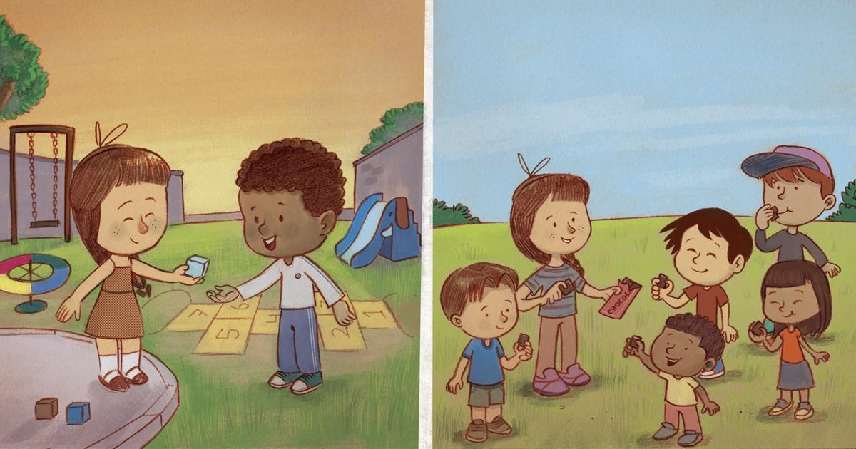 Escritora traduz para a linguagem infantil temas como desigualdade, corrupção e preconceito 2