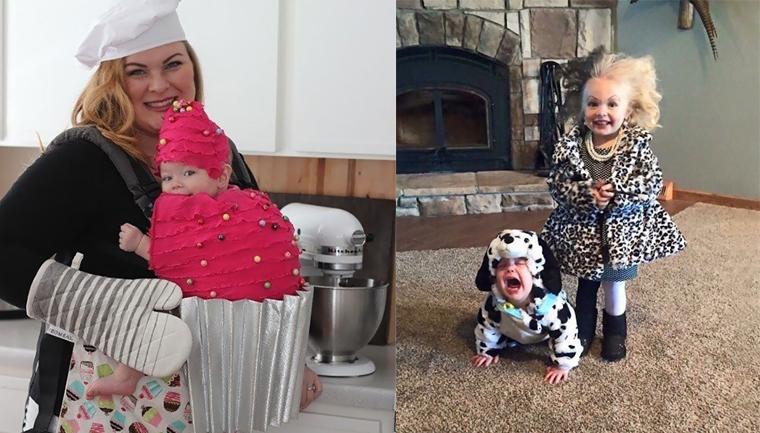 20 fantasias geniais para você celebrar o Halloween com seus filhos 22