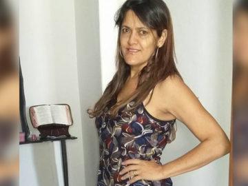 Heley Abreu, a heroína da tragédia de Janaúba, será sempre lembrada 4
