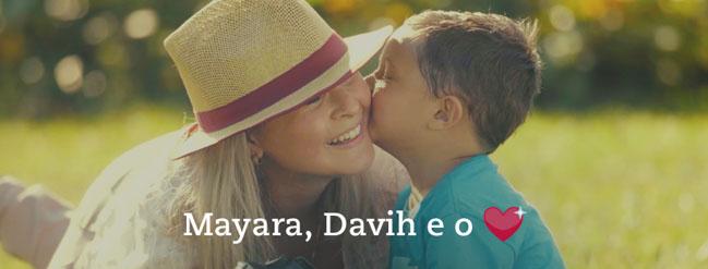 Conheça a história de Davih, um pequeno guerreiro salvo pelo marca-passo 2