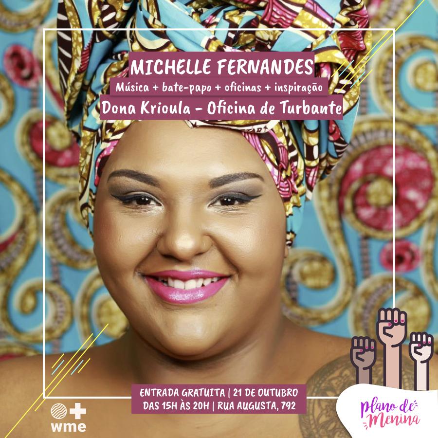 No Dia Internacional da Menina, projeto prepara evento com participação de youtubers e show da Mc Soffia 7