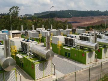 Termelétrica produz energia com lixo suficiente para abastecer uma cidade de 200 mil habitantes em SP 9