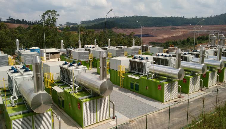 Termelétrica produz energia com lixo suficiente para abastecer uma cidade de 200 mil habitantes em SP 2