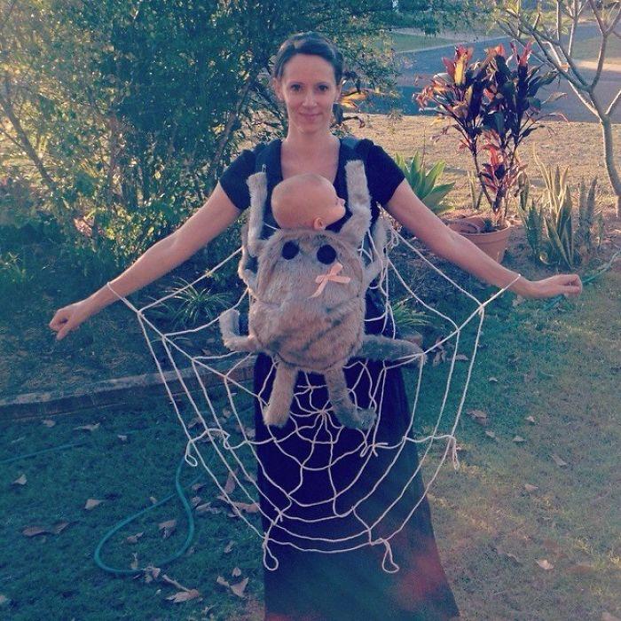 20 fantasias geniais para você celebrar o Halloween com seus filhos 17