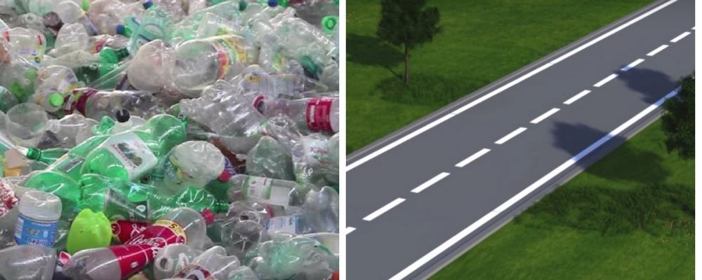 Já imaginou pavimentar ruas com plástico retirado do oceano? <!--second-line--> Será possível ainda este ano 1