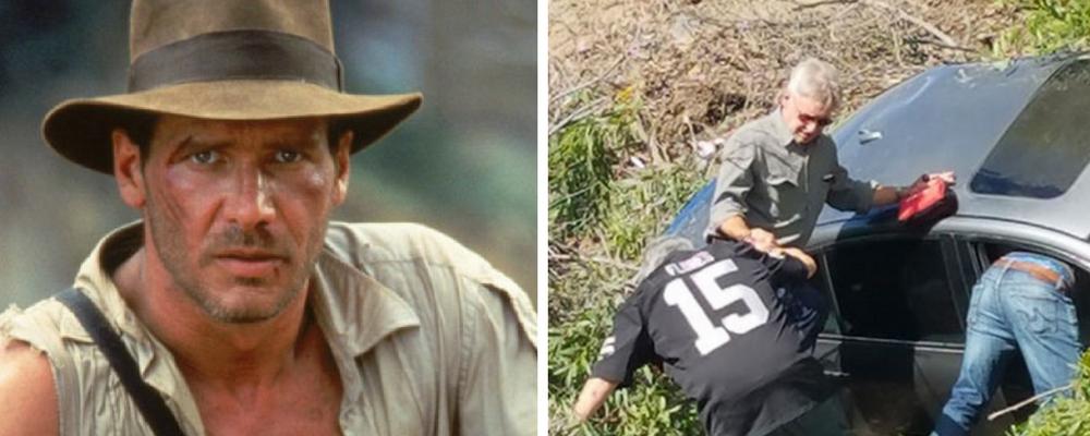 Harrison Ford ajuda pessoas durante acidente nos EUA e mostra que também é herói fora das telas 1