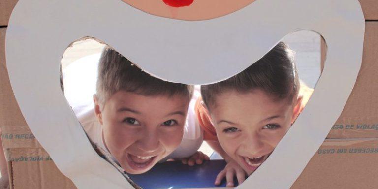 Creche aposta em brincadeiras antigas como ferramenta para o desenvolvimento infantil 1