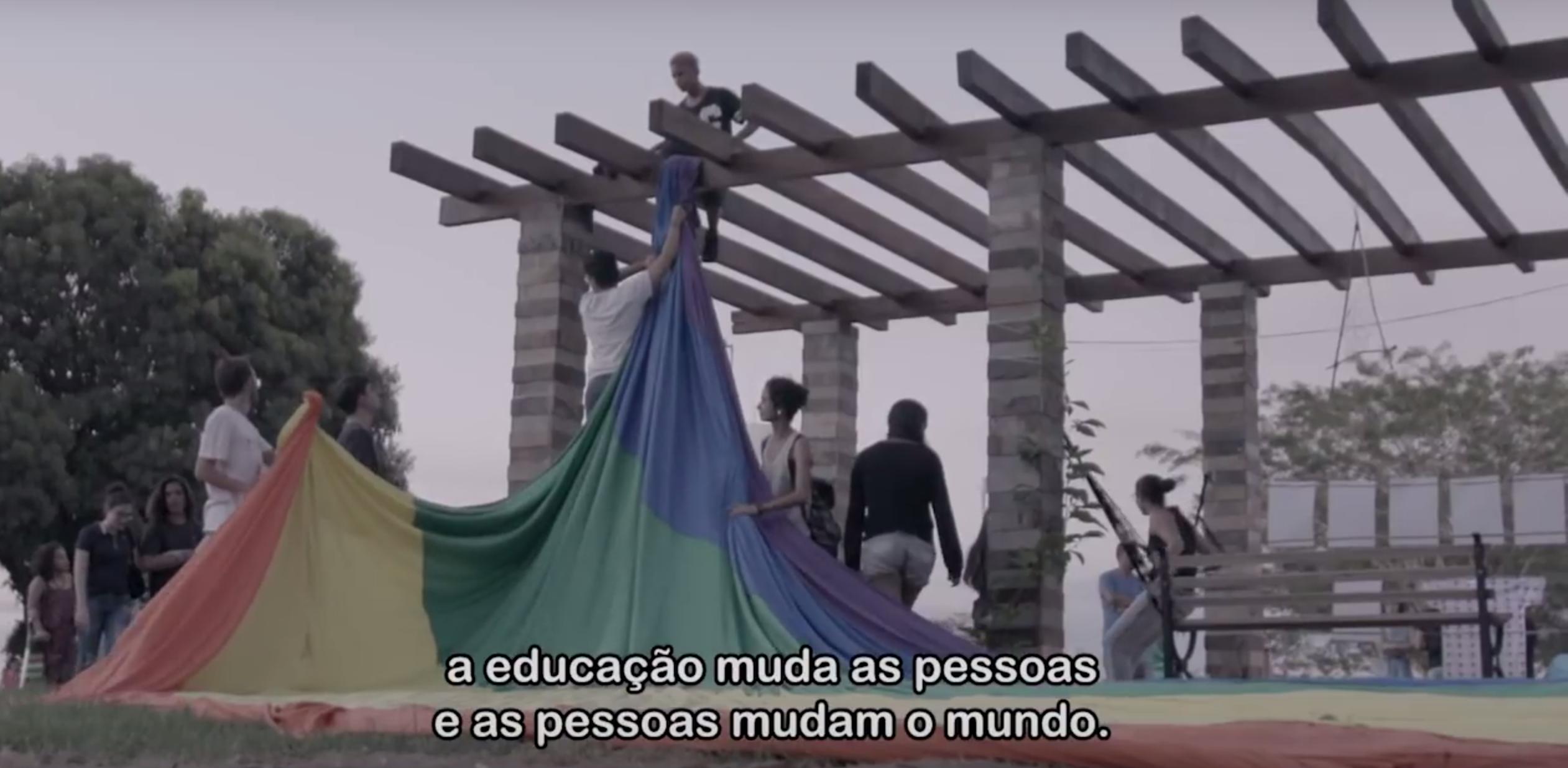 Filme brasileiro sobre educação ganha prêmio de melhor do ano em Los Angeles 1