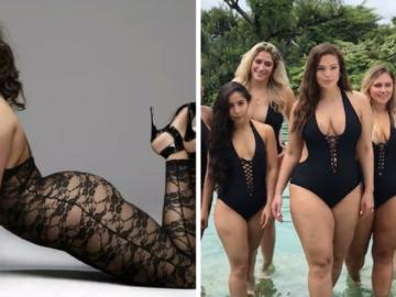 Modelo plus-size lança coleção de maiôs para mulheres de todas as medidas 2