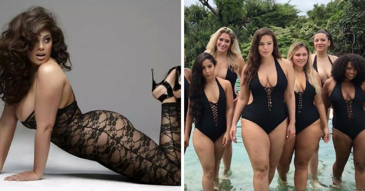 Modelo plus-size lança coleção de maiôs para mulheres de todas as medidas 1