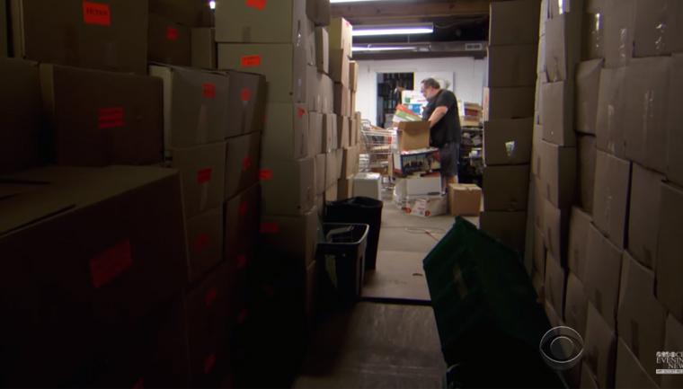 Como um depósito está fornecendo milhares de livros de forma gratuita 6
