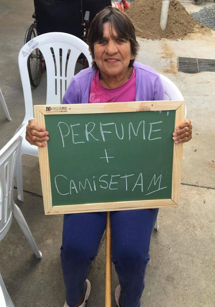 Um ano após campanha de Natal, asilo no Paraná continua recebendo doações e visitas 2
