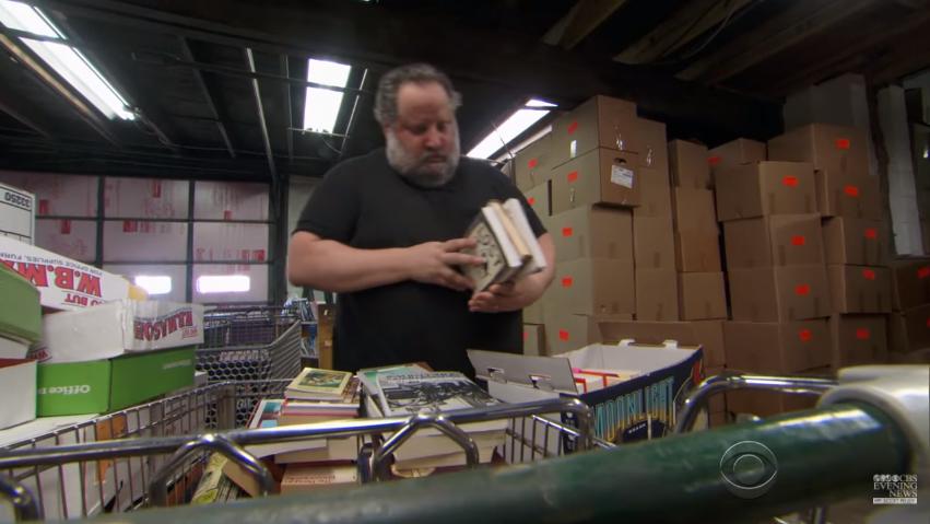 Como um depósito está fornecendo milhares de livros de forma gratuita 5
