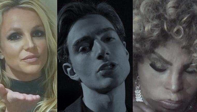 Novo clipe do cantor Yann contra homofobia tem participação de Britney Spears, Céline Dion e Elza Zoares 1