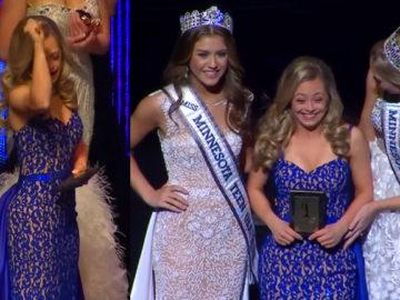 Jovem com síndrome de Down faz história ao competir em concurso de Miss nos EUA 2