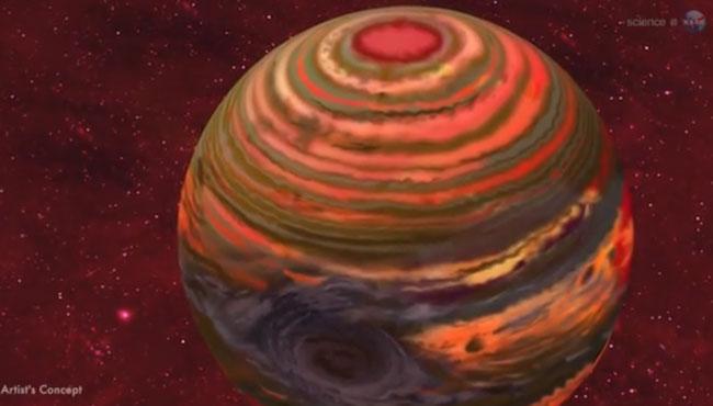 Astrônomos do Brasil encontram planeta do tamanho de Saturno 1