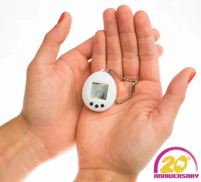 Lembram do Tamagotchi? Brinquedo dos anos 90 volta com uma edição especial 3