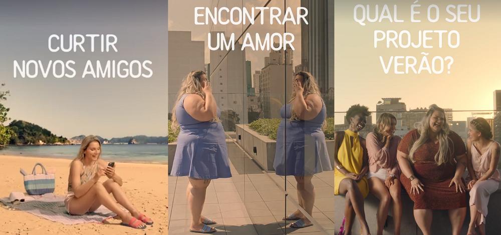 """Nova campanha da Ipanema ressignifica o termo """"Projeto Verão"""" 1"""
