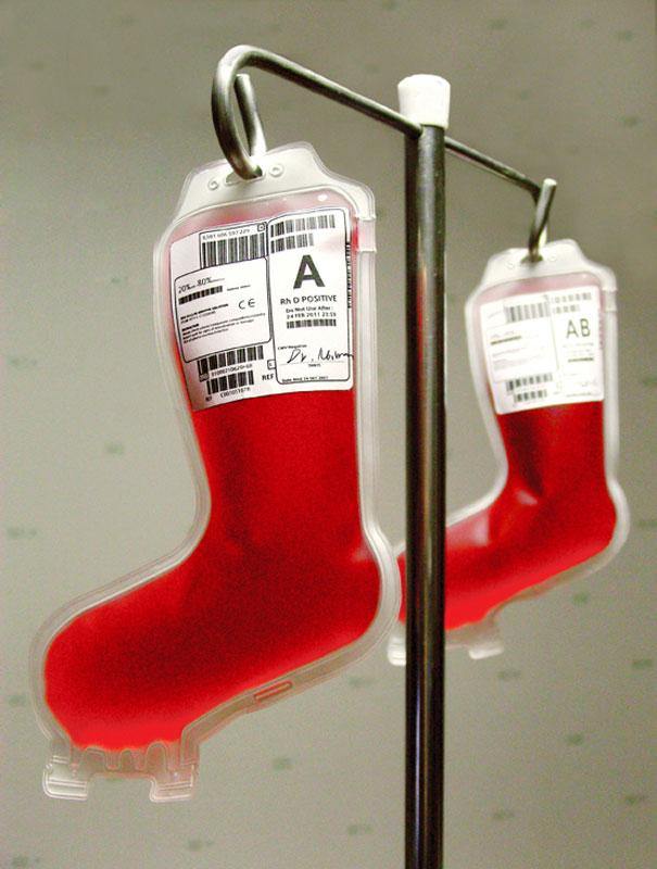 Essas decorações de natal feita por funcionários de hospitais são as mais criativas que você vai ver! 4