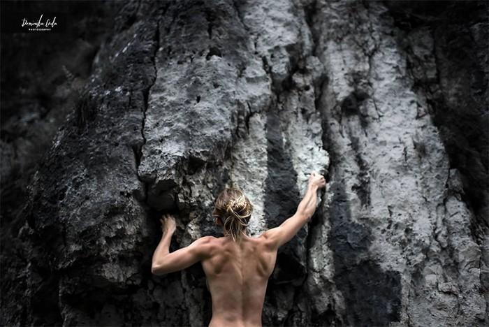 Fotógrafa faz calendário com atletas nus para motivar pessoas e promover caridade 1