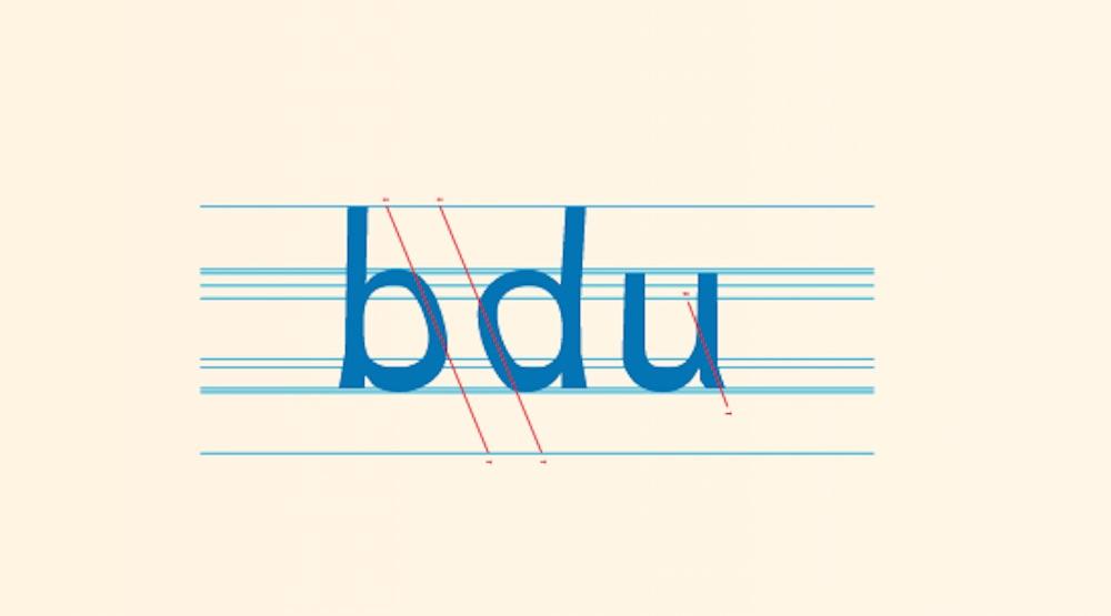Designer cria fonte que facilita - e muito, a leitura para quem sofre de dislexia 2
