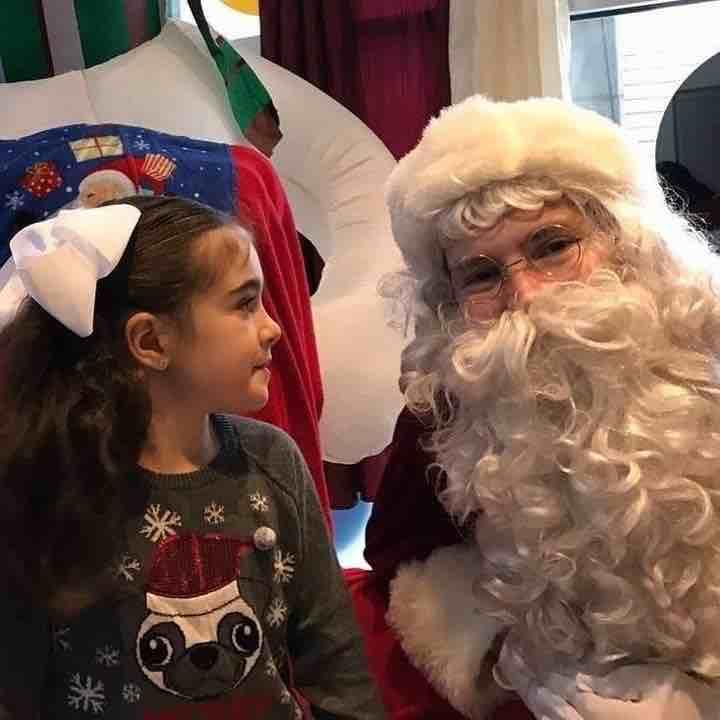 Papai Noel autista é a certeza de que nenhuma criança ficará fora da magia do Natal 3