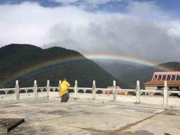 """Arco-íris que """"durou"""" 9 horas em Taiwan é considerado verdadeiro milagre da natureza 7"""