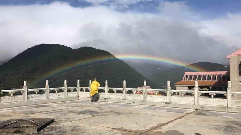 """Arco-íris que """"durou"""" 9 horas em Taiwan é considerado verdadeiro milagre da natureza 3"""