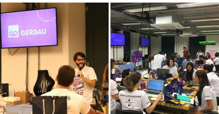Gerdau promoveu primeiro Hackathon de Construção Civil para comunidades no Brasil 1