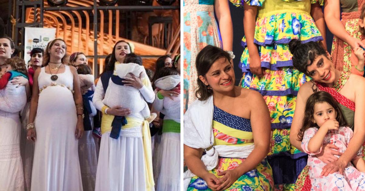 26 mulheres formam o mais antigo coral de mães do Brasil 1