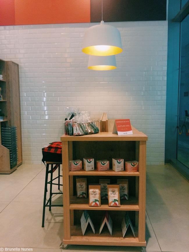 Loja de comida saudável em São Paulo tem refil livre de café orgânico por R$ 10 6