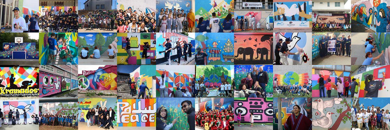 Projeto colaborativo Arte de Rua é iniciativa de integração e promoção da paz 3