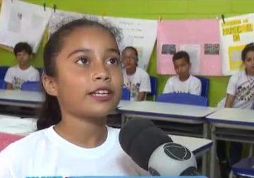 Crianças do Guarujá se mobilizam para que nome de rua que homenageia um traficante de escravos seja mudada 9