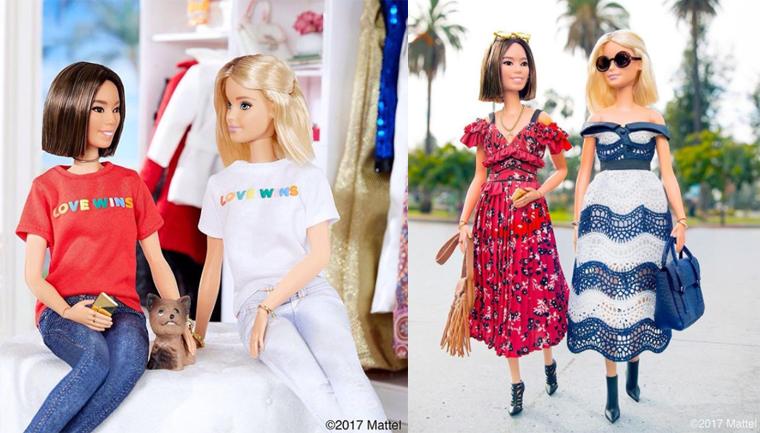 Barbie ganha 'namorada' e a internet vai à loucura: 'O Amor Venceu' 1