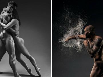 Fotógrafa faz calendário com atletas nus para motivar pessoas e promover caridade 10