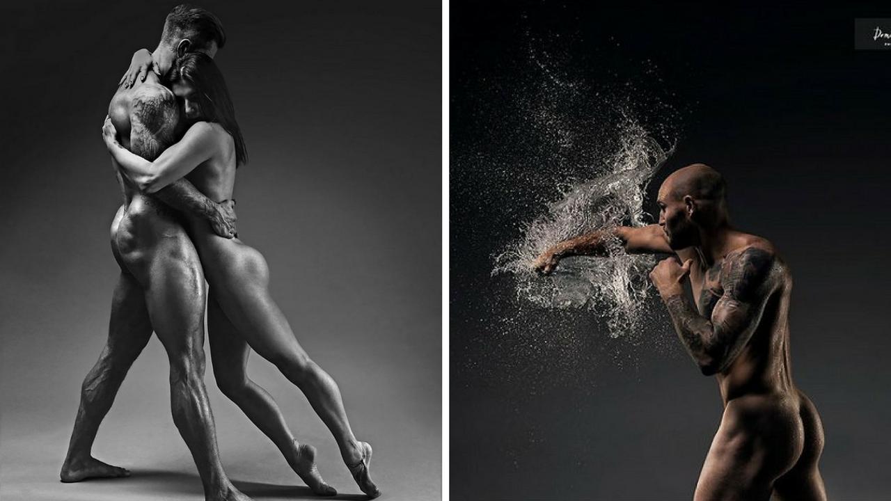 Fotógrafa faz calendário com atletas nus para motivar pessoas e promover caridade 2