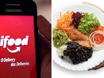 Neste domingo, todos os pedidos feitos no iFood serão revertidos em um prato de comida para quem precisa 1