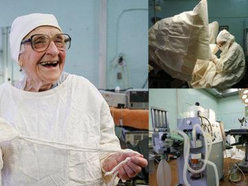 Conheça Alla Levushkina, a cirurgiã de 90 anos que faz 4 cirurgias todos os dias 7