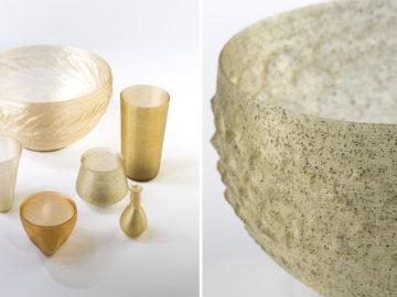 Designers holandeses transformam algas em bioplástico para impressão em 3D 11