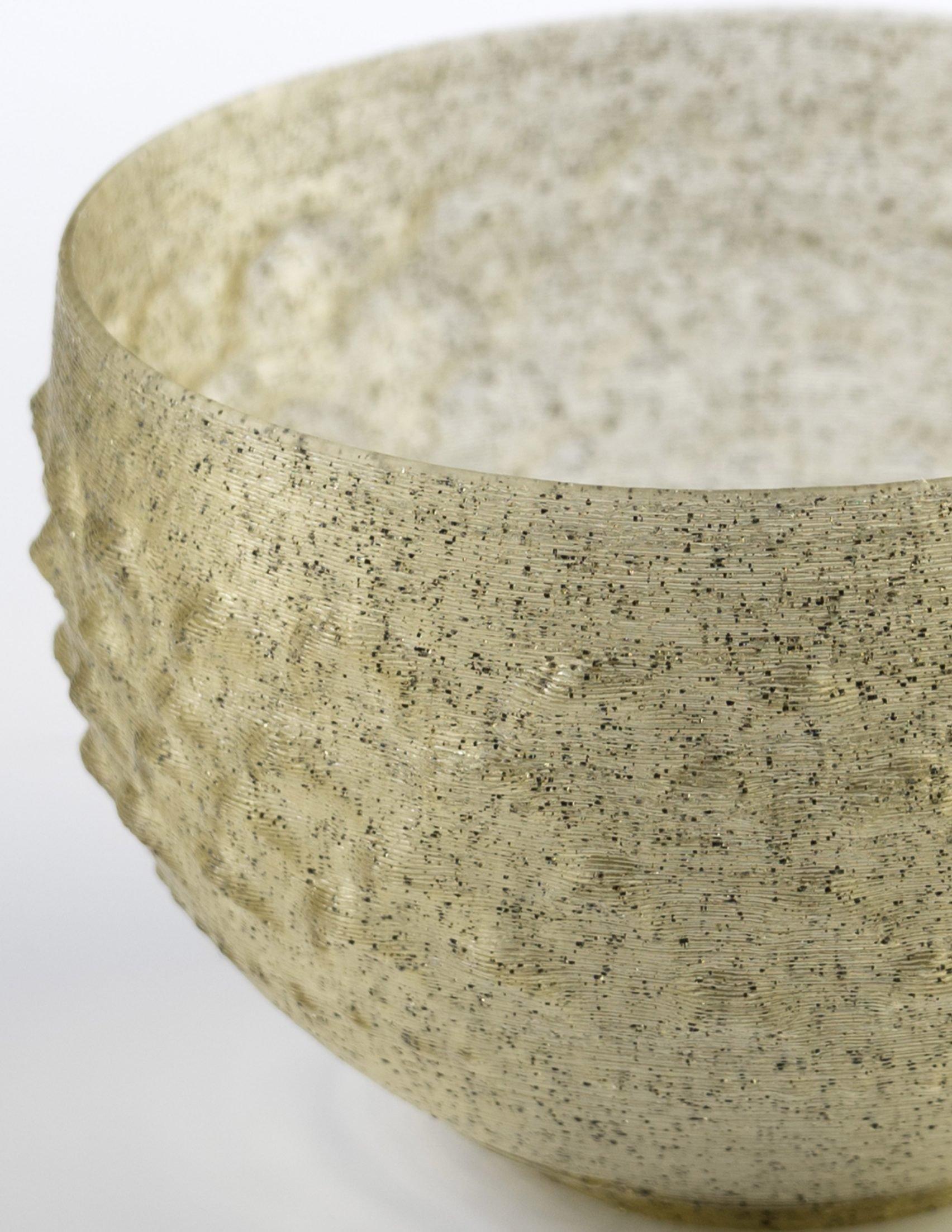 Designers holandeses transformam algas em bioplástico para impressão em 3D 7