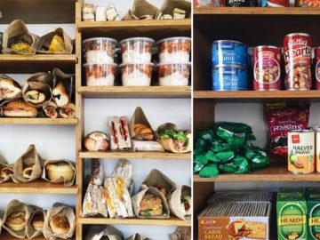 Supermercado doa alimentos que seriam jogados no lixo por outros estabelecimentos 11