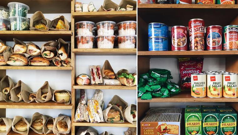 Supermercado doa alimentos que seriam jogados no lixo por outros estabelecimentos 1