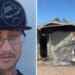Morador em situação de rua salva duas crianças de incêndio nos EUA 2